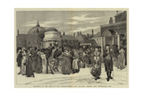 Brighton in the Time of Our Grandfathers  the Pavilion  Steyne  and Promenade  1805