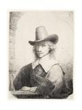 Man in High Hat  C1645-50