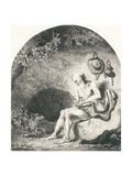 Saint Jerome  1644