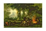 Clandestine Bullet Production  1812-13