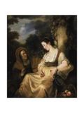 Vertumnus and Pomona  1644
