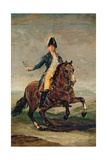 Equestrian Portrait of Ferdinand VII (1784-1833) King of Spain