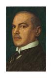 A Self-Portrait  1923