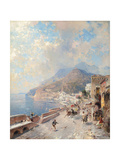Gulf of Salerno  Amalfi