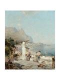 Capri  Golfe De Naples