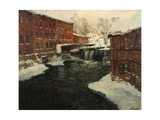 Mill Scene  C1885-90