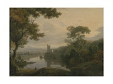 River Landscape  1773