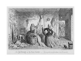 Sir John Falstaff in the Buck-Basket