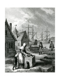 The Watermans Wife  Published in 1835