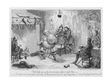 Falstaff Giving His Account of the Affair at Gadshill