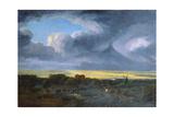 Stormy Landscape  1795