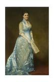Portrait of Emma Thursby (1845-1931)  1879