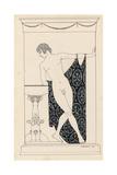 Nijinsky in 'Narcisse'  1911