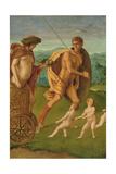 Allegory of Heroic Virtue