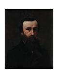 Portrait of Monsieur Nicolle  1862