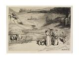 Les Demoiselles De Village  1867