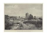 The Mill-Stream  Cerne Abbas