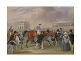 The Derby Pets: the Winner  1842