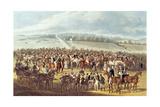The Betting Post  Epsom  1830