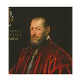 Portrait of Andrea Frizier  Grand Chancellor of Venice