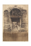 The Old Doorway from The First Venice Set  1879-1880