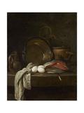 Still Life: the Kitchen Table  C1755-56