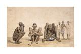Negroes of Rio Janeiro  C 1825-6