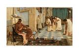 The Favourites of Emperor Honorius  C1883