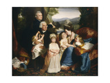 The Copley Family  1776/77