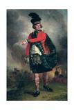 Portrait of Hugh Montgomerie  12th Earl of Eglinton (1739-1819) C1780