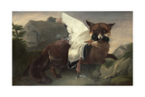 Fox and Goose  C1835