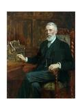 The Right Honourable Samuel Cunliffe Lister (Baron Masham of Swinton)  1901