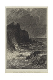 Tantallon Castle  from Caledonia  Illustrated