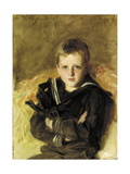 Portrait of Caspar Goodrich