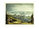 A View of Vernon  1821