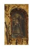 A Spanish Madonna  C1895