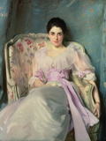 Lady Agnew of Lochnaw  C1892-93