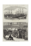 The Grand Naval Review  at Spithead