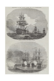 Sketches in the Baltic Fleet