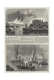 The Bombardment of Sveaborg