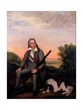 Portrait of John James Audubon (1758-1851) C1840-41