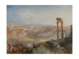 Modern Rome  Campo Vaccino  1839