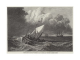 Fishing-Boats in Squall