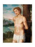 Saint Sebastian  after 1603