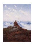 Wanderer on the Mountaintop  1818