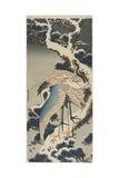 Cranes on Pine  C 1834