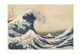 Under the Wave Off Kanagawa  1831-34