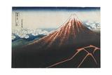 Rainstorm Beneath the Summit  1831-1834