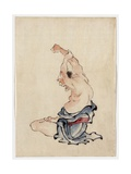 Man Stretching  Published 1830-50