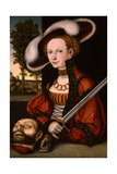 Judith with the Head of Holofernes  C1530